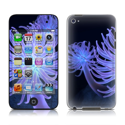 iPod Touch 4G Skin - Anemones