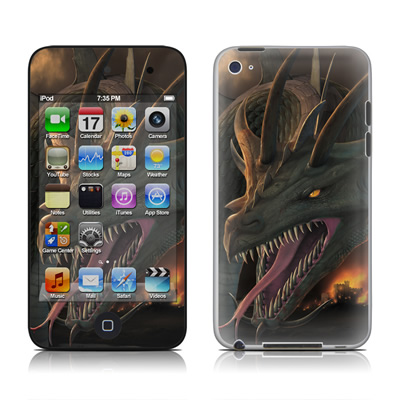 iPod Touch 4G Skin - Annihilator