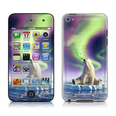 iPod Touch 4G Skin - Arctic Kiss