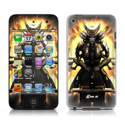 iPod Touch 4G Skin - Armor 01
