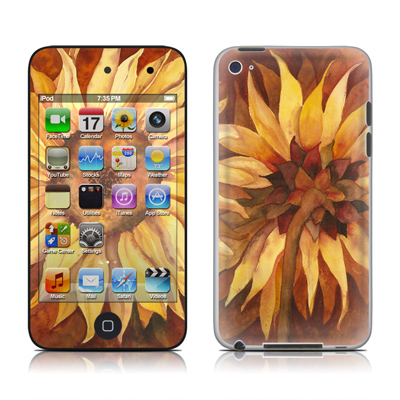 iPod Touch 4G Skin - Autumn Beauty