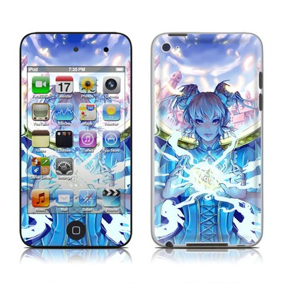 iPod Touch 4G Skin - A Vision