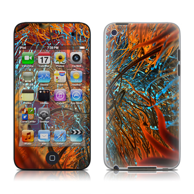 iPod Touch 4G Skin - Axonal