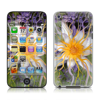 iPod Touch 4G Skin - Bali Dream Flower