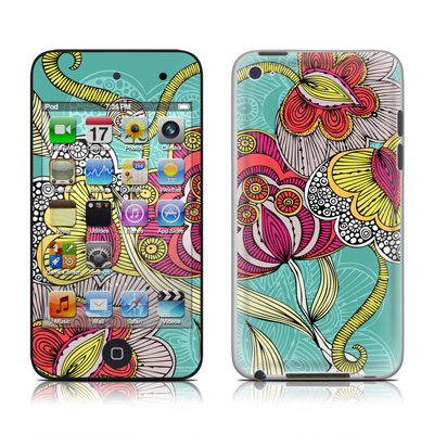 iPod Touch 4G Skin - Beatriz