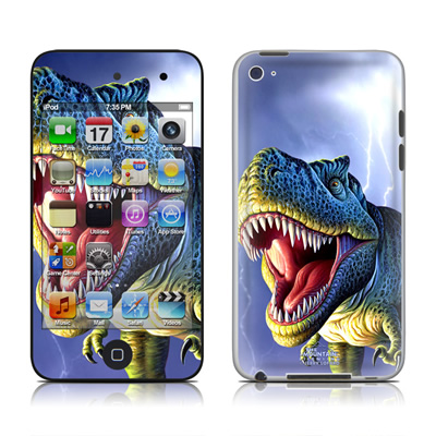 iPod Touch 4G Skin - Big Rex
