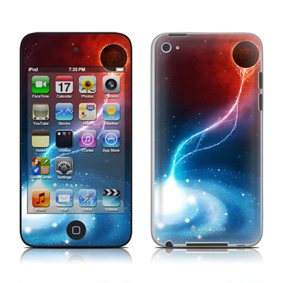 iPod Touch 4G Skin - Black Hole
