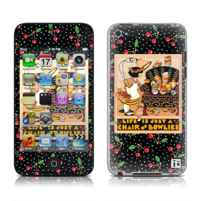 iPod Touch 4G Skin - Chair of Bowlies