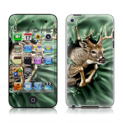 iPod Touch 4G Skin - Break Through Deer