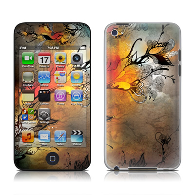 iPod Touch 4G Skin - Before The Storm