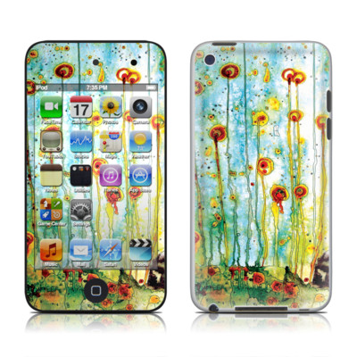 iPod Touch 4G Skin - Beneath The Surface