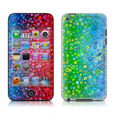 iPod Touch 4G Skin - Bubblicious