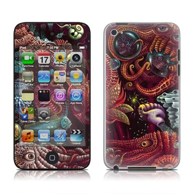 iPod Touch 4G Skin - C-Pods
