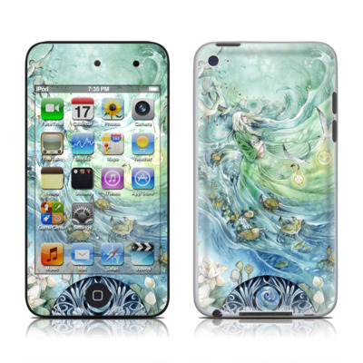 iPod Touch 4G Skin - Cancer