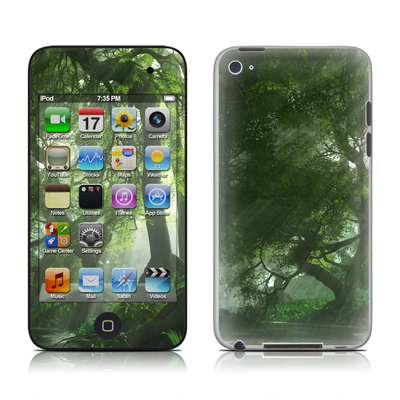 iPod Touch 4G Skin - Canopy Creek Spring