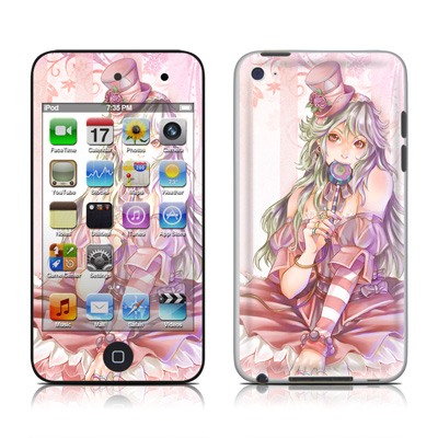 iPod Touch 4G Skin - Candy Girl