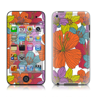 iPod Touch 4G Skin - Cayenas