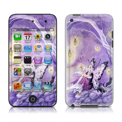 iPod Touch 4G Skin - Chasing Butterflies
