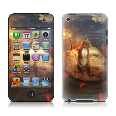 iPod Touch 4G Skin - Columbus