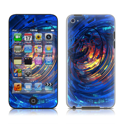 iPod Touch 4G Skin - Clockwork