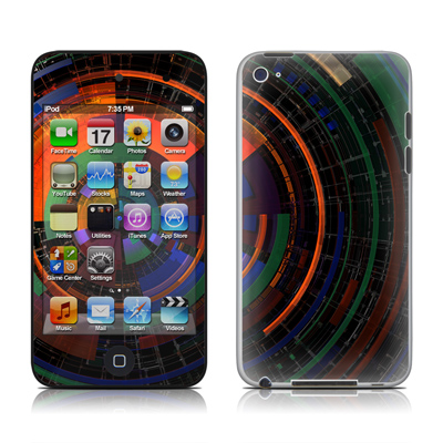 iPod Touch 4G Skin - Color Wheel