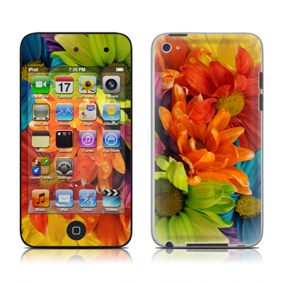 iPod Touch 4G Skin - Colours