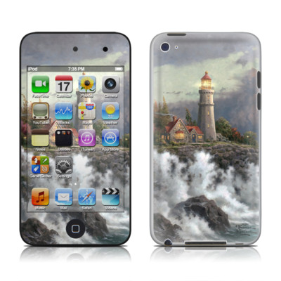 iPod Touch 4G Skin - Conquering Storms