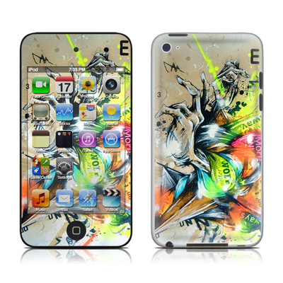 iPod Touch 4G Skin - Dance