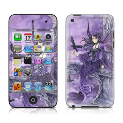 iPod Touch 4G Skin - Dark Wings