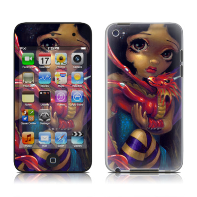 iPod Touch 4G Skin - Darling Dragonling
