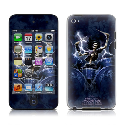 iPod Touch 4G Skin - Death Drummer