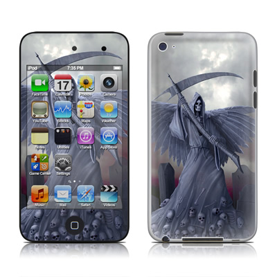 iPod Touch 4G Skin - Death on Hold