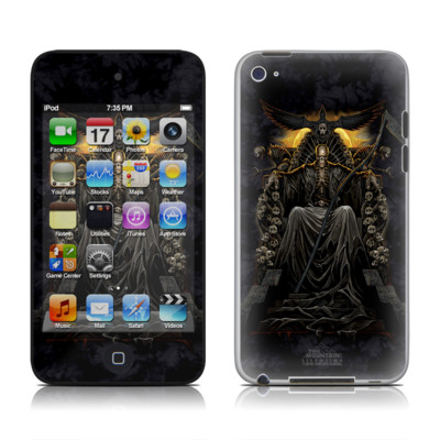 iPod Touch 4G Skin - Death Throne