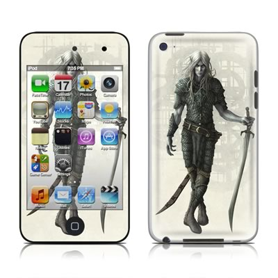 iPod Touch 4G Skin - Dark Elf