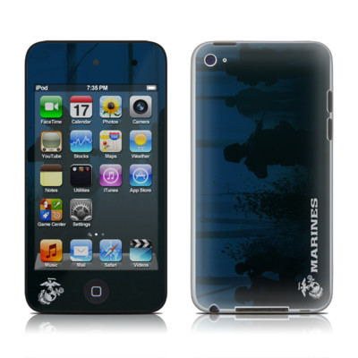 iPod Touch 4G Skin - Deploy