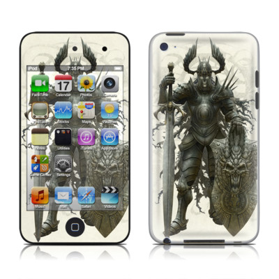 iPod Touch 4G Skin - Dark Knight