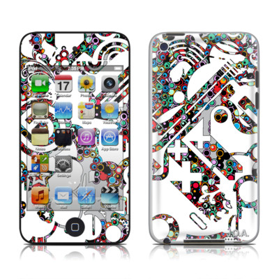iPod Touch 4G Skin - Dots