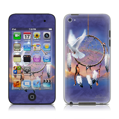 iPod Touch 4G Skin - Dove Dreamer