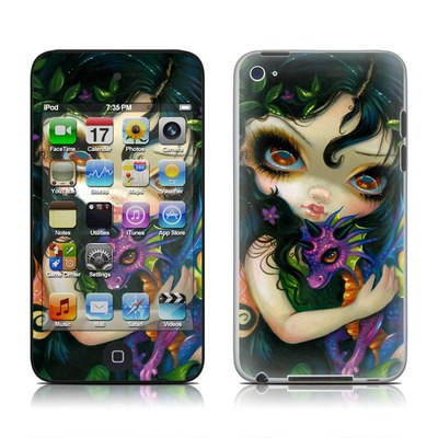 iPod Touch 4G Skin - Dragonling Child