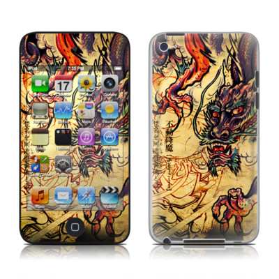 iPod Touch 4G Skin - Dragon Legend