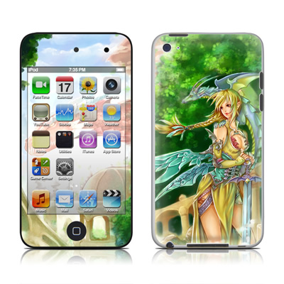 iPod Touch 4G Skin - Dragonlore