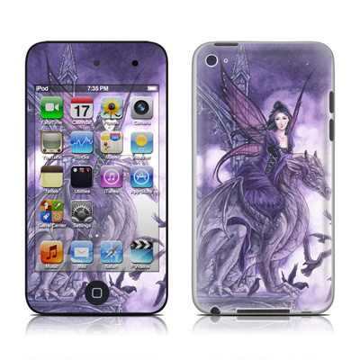 iPod Touch 4G Skin - Dragon Sentinel