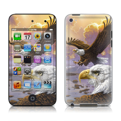 iPod Touch 4G Skin - Eagle