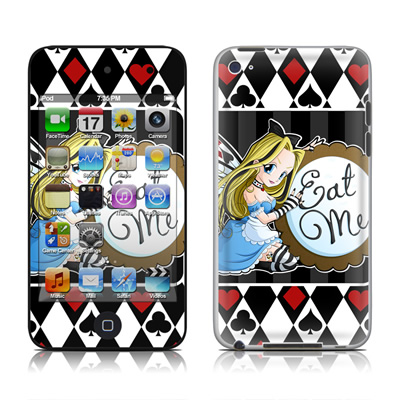 iPod Touch 4G Skin - Eat Me
