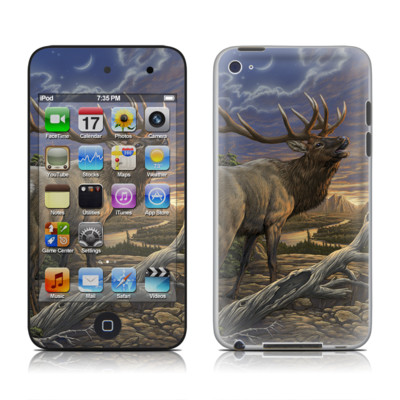 iPod Touch 4G Skin - Elk