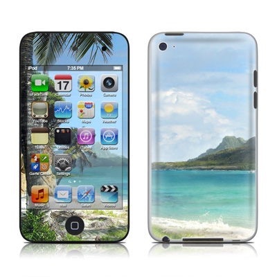 iPod Touch 4G Skin - El Paradiso