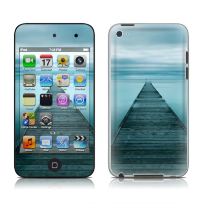 iPod Touch 4G Skin - Evening Stillness