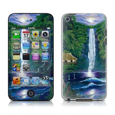 iPod Touch 4G Skin - In The Falls Of Light