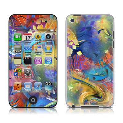 iPod Touch 4G Skin - Fascination