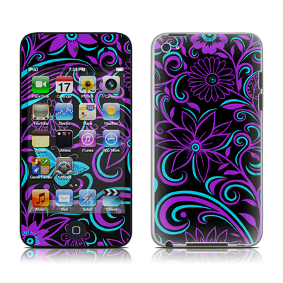 iPod Touch 4G Skin - Fascinating Surprise